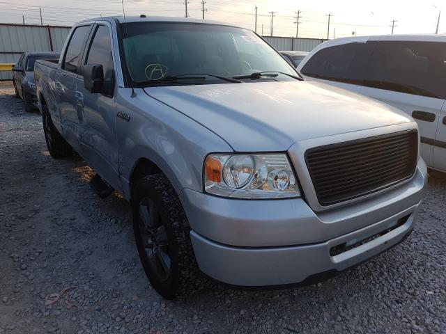 Salvage cars for sale from Copart Haslet, TX: 2006 Ford F150 Super