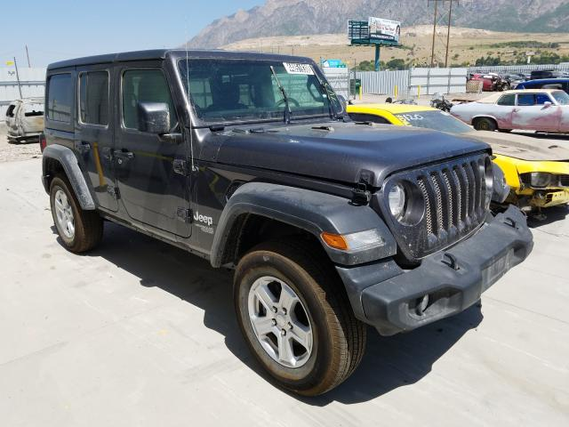 2020 Jeep Wrangler U for sale in Farr West, UT