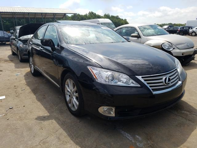 Lexus ES 350 salvage cars for sale: 2011 Lexus ES 350