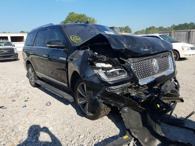 Lincoln Vehiculos salvage en venta: 2018 Lincoln Navigator