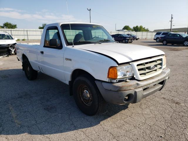 Salvage cars for sale from Copart Lexington, KY: 2001 Ford Ranger