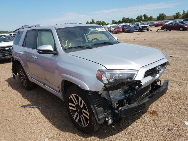 Salvage cars for sale from Copart Bridgeton, MO: 2015 Toyota 4runner SR