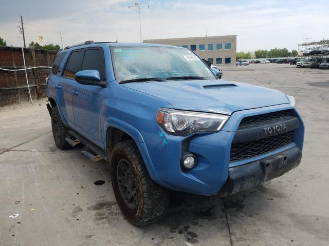 Vehiculos salvage en venta de Copart Littleton, CO: 2018 Toyota 4runner SR