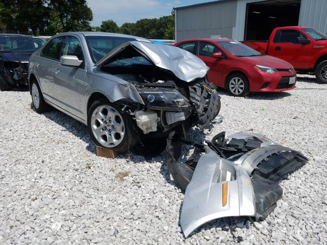 Ford Fusion SE salvage cars for sale: 2011 Ford Fusion SE