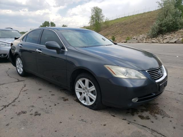 Vehiculos salvage en venta de Copart Littleton, CO: 2007 Lexus ES 350