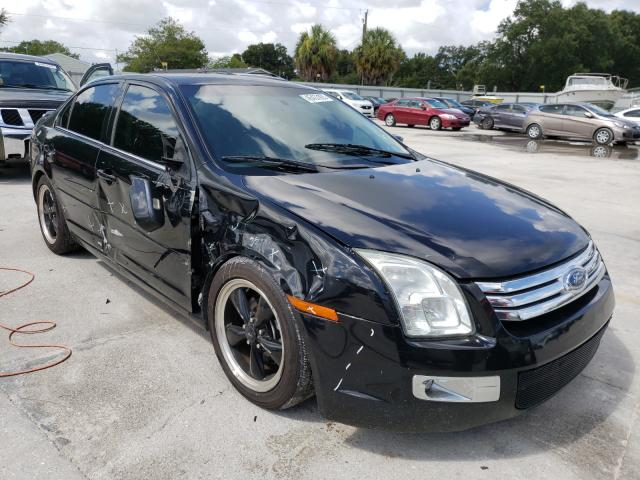 Salvage 2007 FORD FUSION - Small image