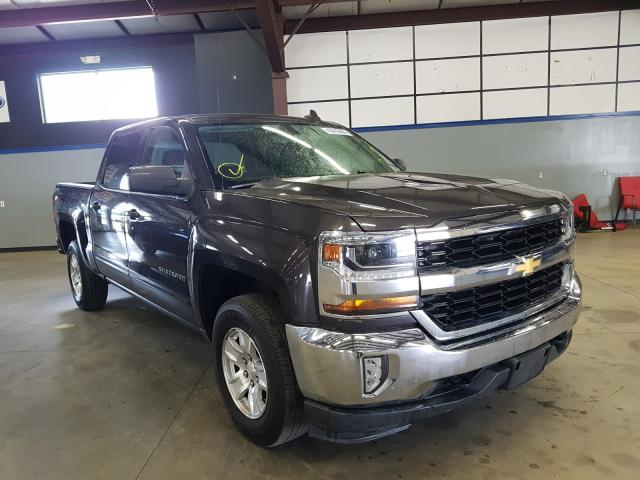 Salvage cars for sale from Copart East Granby, CT: 2016 Chevrolet Silverado