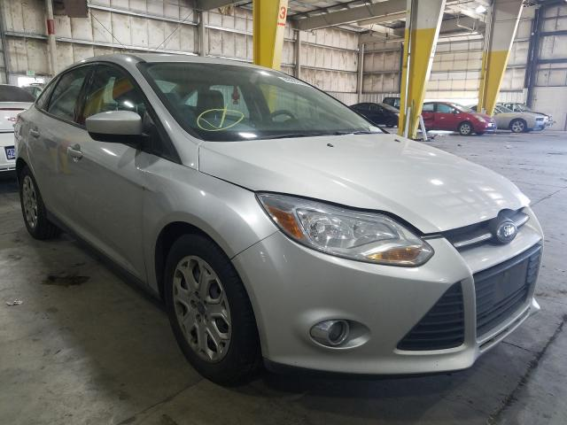Ford Focus salvage cars for sale: 2012 Ford Focus