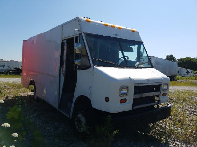 Salvage cars for sale from Copart Cicero, IN: 1997 Freightliner Chassis M