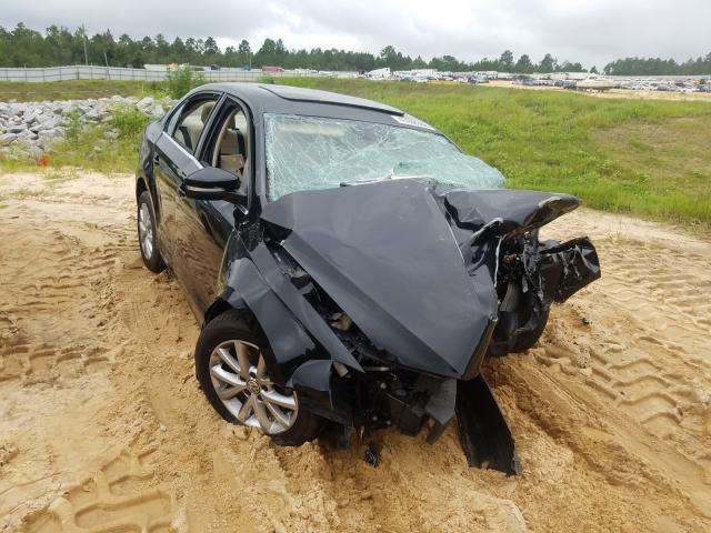 Salvage cars for sale from Copart Gaston, SC: 2013 Volkswagen Jetta SE
