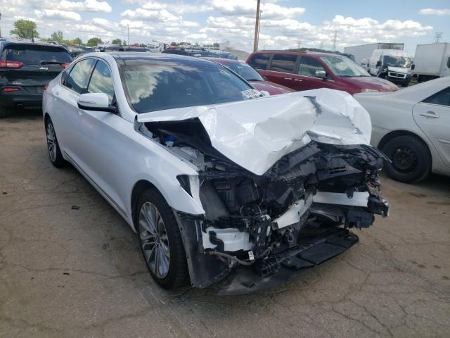 Hyundai Genesis salvage cars for sale: 2017 Hyundai Genesis