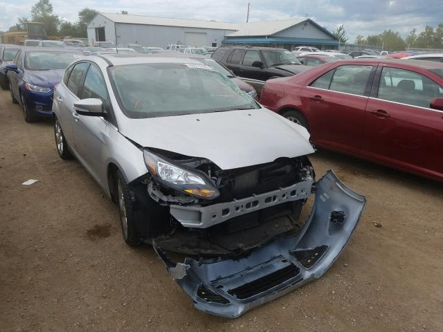 Ford Focus Titanium salvage cars for sale: 2014 Ford Focus Titanium