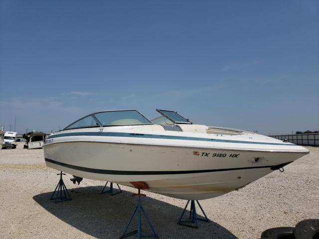 Salvage 1997 Chapparal BOAT for sale