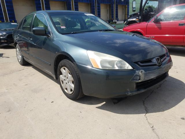 Honda Accord LX salvage cars for sale: 2004 Honda Accord LX