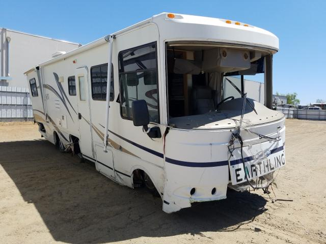Workhorse Custom Chassis salvage cars for sale: 2003 Workhorse Custom Chassis Motorhome