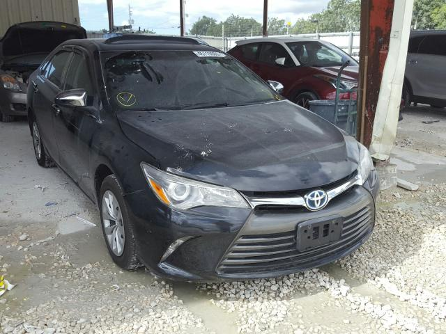 2015 Toyota Camry Hybrid for sale in Homestead, FL