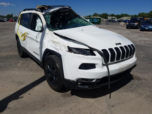 Vehiculos salvage en venta de Copart Littleton, CO: 2016 Jeep Cherokee L