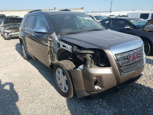 GMC Terrain SL salvage cars for sale: 2012 GMC Terrain SL