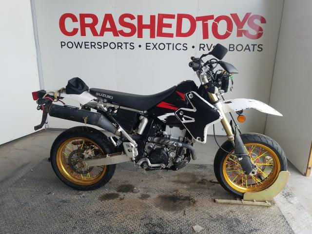 Salvage cars for sale from Copart Kansas City, KS: 2018 Suzuki DR-Z400 SM