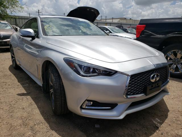 Infiniti salvage cars for sale: 2018 Infiniti Q60 Pure