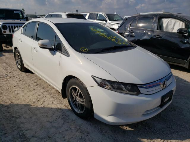 2012 Honda Civic Hybrid for sale in Houston, TX