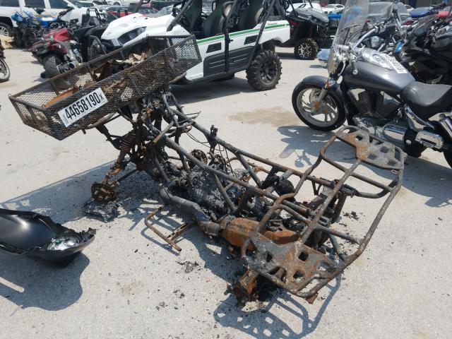 2020 Honda TRX520 FA for sale in Houston, TX
