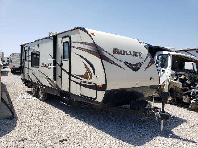 Bullet salvage cars for sale: 2016 Bullet Trailer
