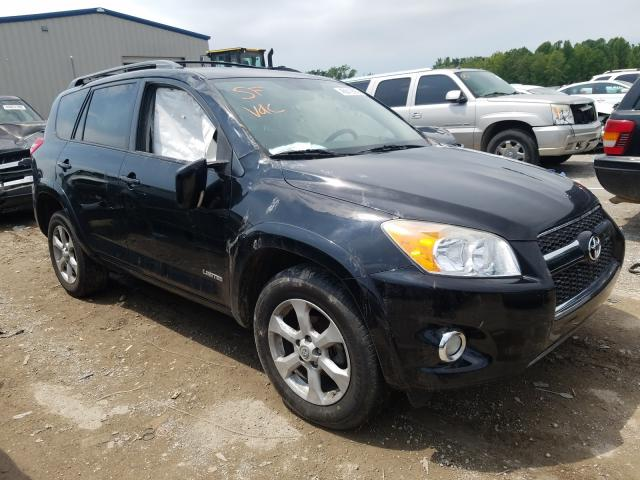 Salvage cars for sale from Copart Louisville, KY: 2011 Toyota Rav4 Limited