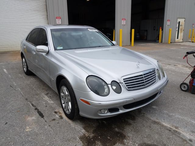 Mercedes-Benz E 320 4matic salvage cars for sale: 2004 Mercedes-Benz E 320 4matic