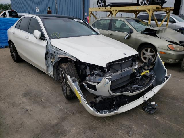 Salvage 2020 Mercedes-Benz C 43 AMG for sale