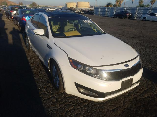 Vehiculos salvage en venta de Copart Los Angeles, CA: 2011 KIA Optima EX