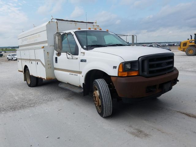 2001 Ford F450 Super for sale in Greenwood, NE