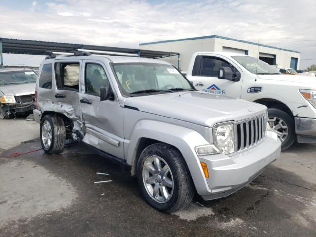 Salvage cars for sale from Copart Anthony, TX: 2012 Jeep Liberty LI
