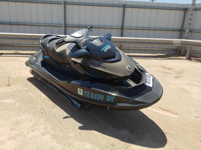 Salvage cars for sale from Copart Abilene, TX: 2016 Seadoo GTX