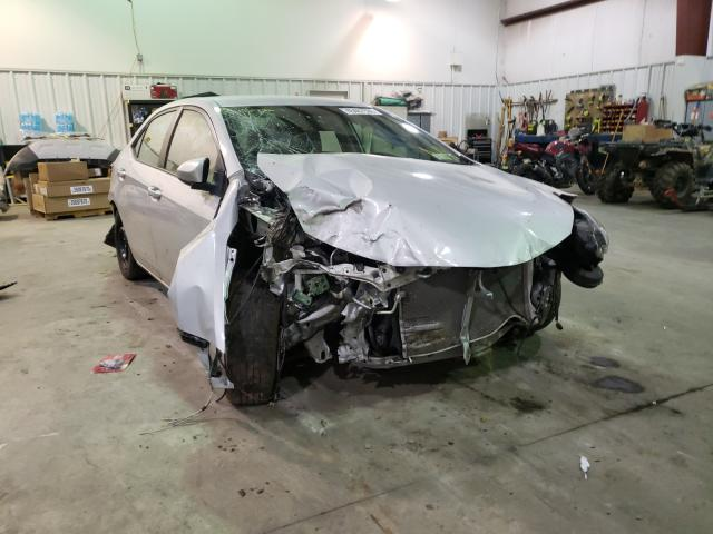 Salvage cars for sale from Copart Central Square, NY: 2015 Toyota Corolla L
