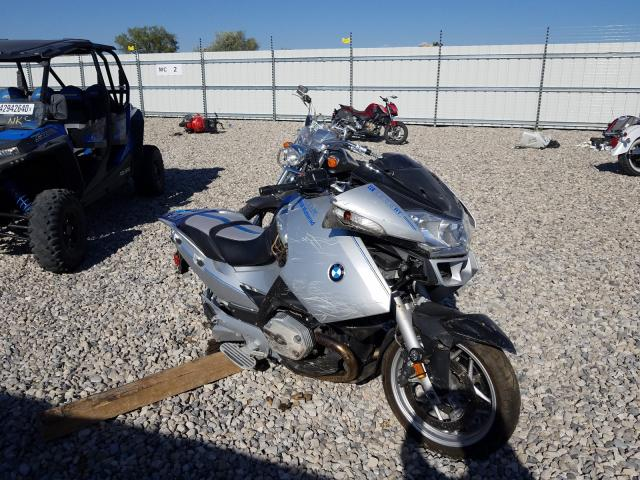 BMW R1200 RT salvage cars for sale: 2009 BMW R1200 RT