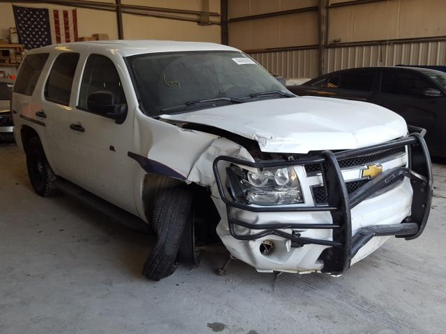 Chevrolet Tahoe Police salvage cars for sale: 2014 Chevrolet Tahoe Police