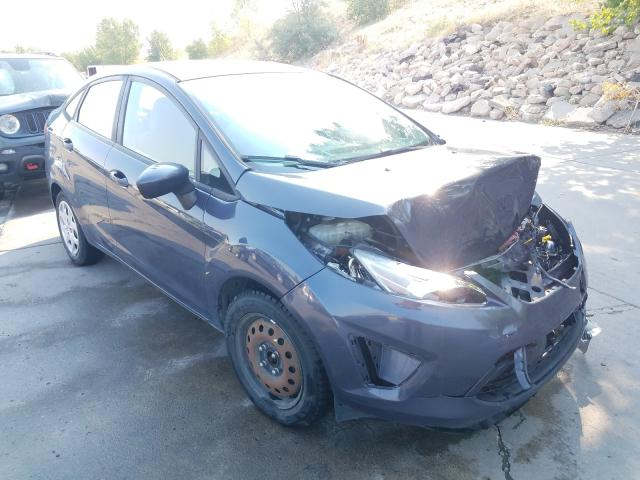 Vehiculos salvage en venta de Copart Littleton, CO: 2012 Ford Fiesta S
