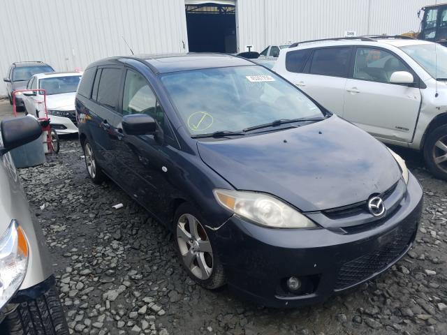Mazda salvage cars for sale: 2006 Mazda 5