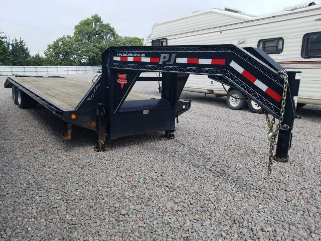 PJ salvage cars for sale: 2013 PJ Trailer