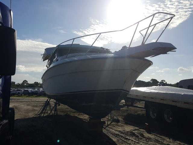 Salvage cars for sale from Copart Fort Pierce, FL: 1989 Slto Boat