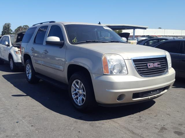 Salvage cars for sale from Copart Hayward, CA: 2007 GMC Yukon