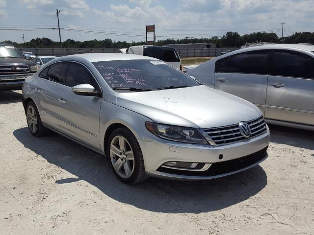 Salvage cars for sale from Copart Newton, AL: 2013 Volkswagen CC Sport