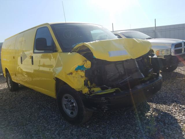 Chevrolet Express G2 salvage cars for sale: 2014 Chevrolet Express G2