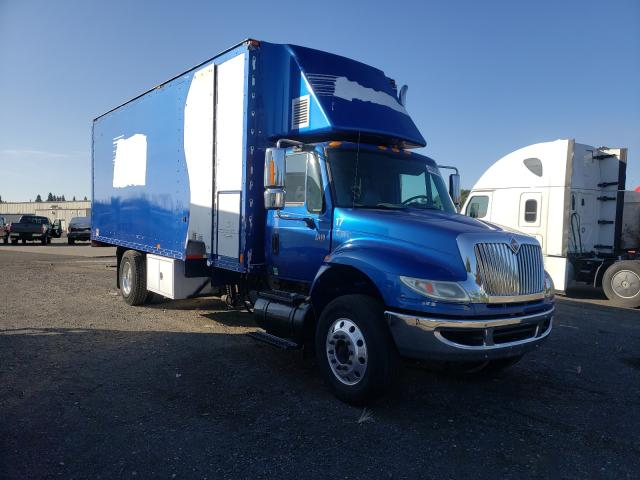 International salvage cars for sale: 2005 International 4000 4400