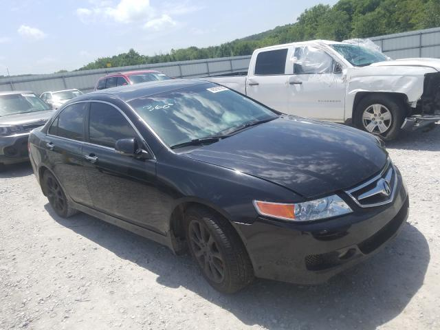 Salvage cars for sale from Copart Prairie Grove, AR: 2006 Acura TSX