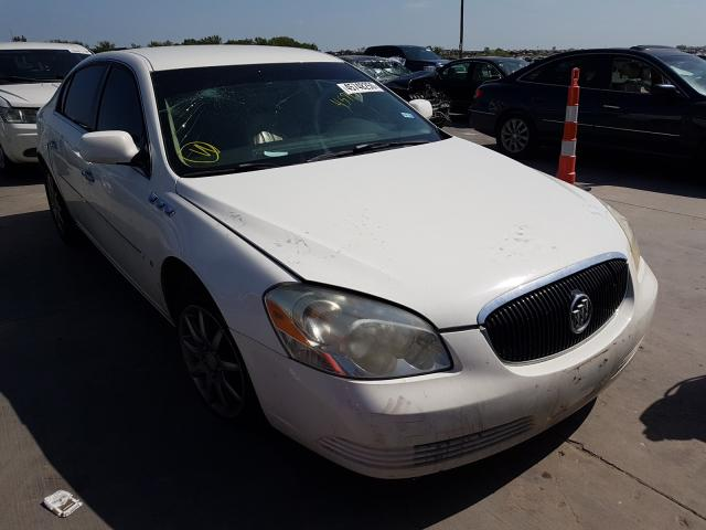 Buick salvage cars for sale: 2007 Buick Lucerne CX