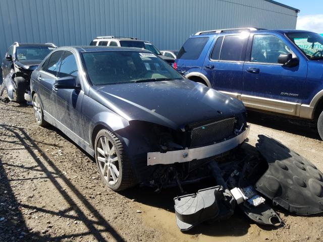 Mercedes-Benz C 350 4matic salvage cars for sale: 2010 Mercedes-Benz C 350 4matic