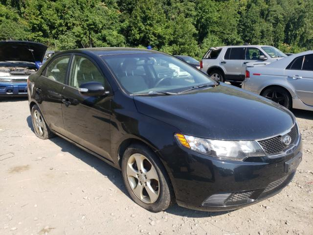 KIA Forte EX salvage cars for sale: 2010 KIA Forte EX