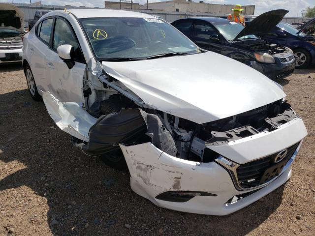 Mazda salvage cars for sale: 2018 Mazda 3 Sport